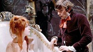 Sharon Tate y Roman Polanski en 'El baile de los vampiros', incluida en el ciclo.