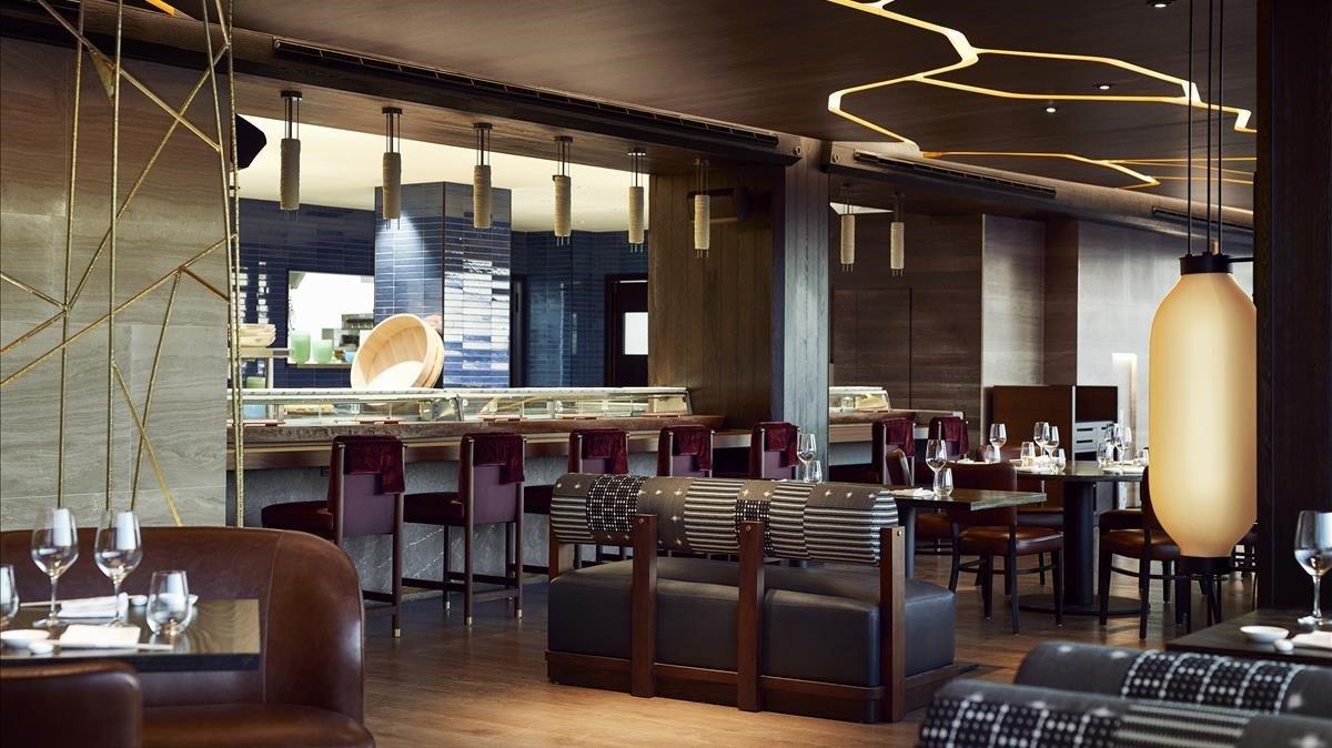 Així serà el luxós Hotel Nobu Barcelona de Robert de Niro