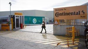 760 llocs de treball en suspens a Rubí davant de la reestructuració de Continental