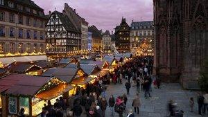 Estrasburg, la capital del Nadal