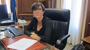 María Gámez, una guaita per a la Guàrdia Civil