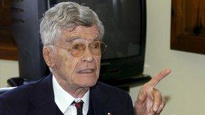 Mor el filòsof argentí Mario Bunge als cent anys