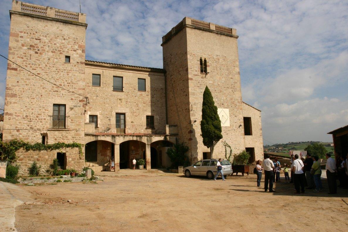 Torre de Malla, en Parets del Vallès.