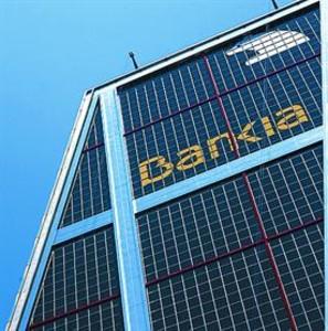 Seu de Bankia a Madrid.