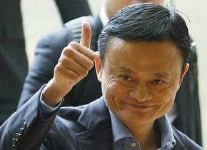 El fundador de Alibaba, Jack Ma.