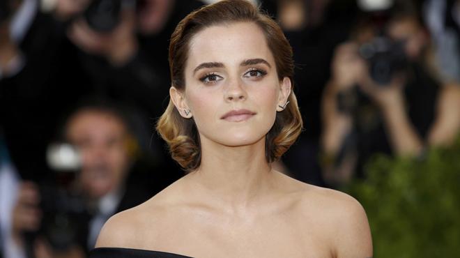 Un hacker filtra fotos íntimas de Emma Watson.
