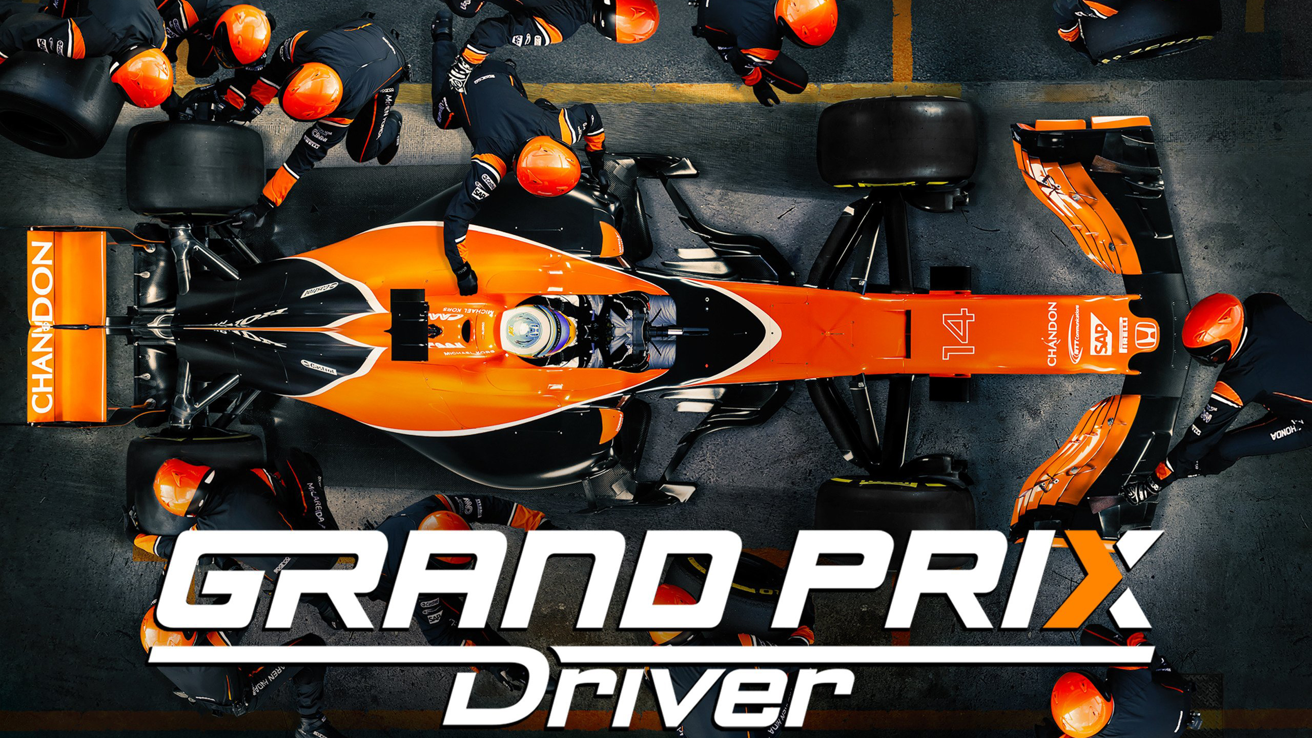 grand prix driver - official trailer hd prime