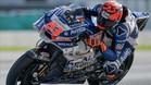 Rabat, en los test de pretemporada con la Ducati