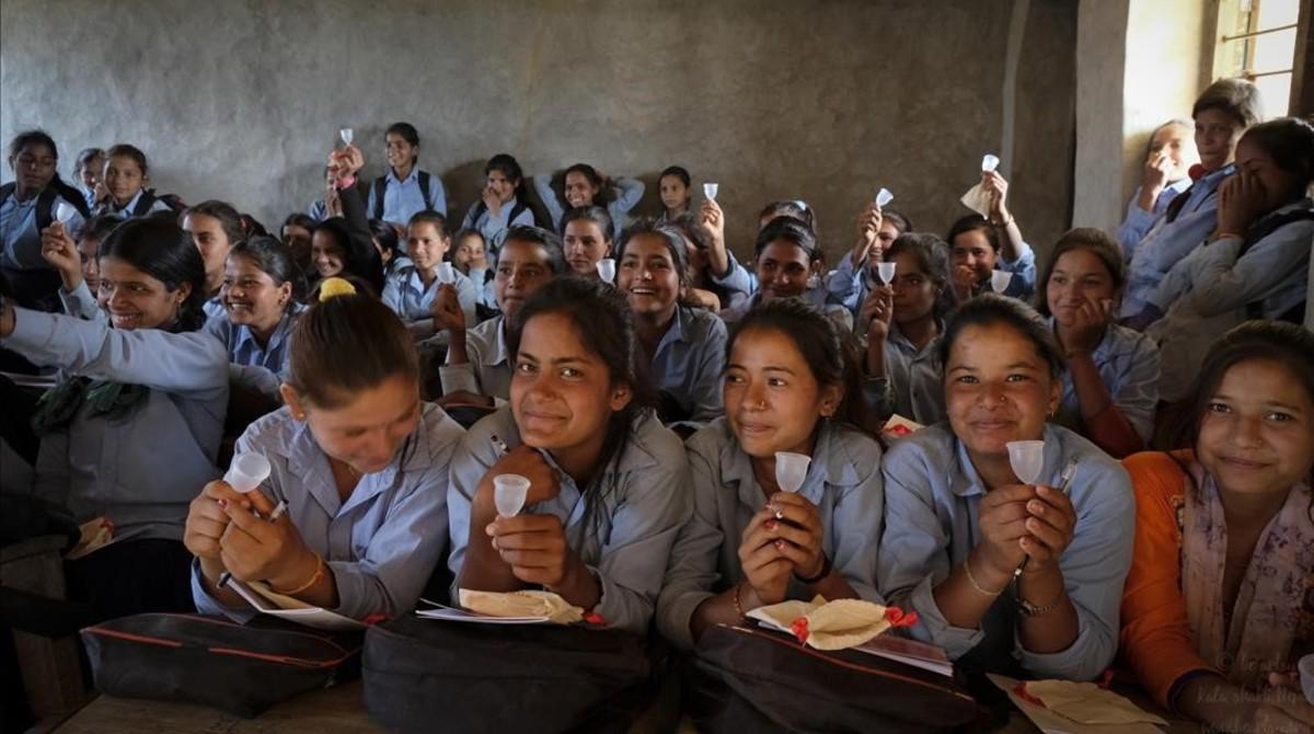 Ser mujer en Nepal: Repudiadas durante la menstruación