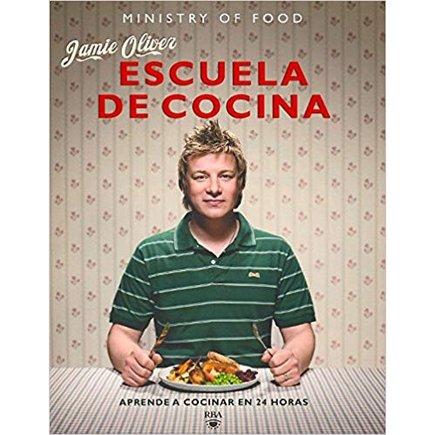 Aprender a cocinar con Jaime Oliver