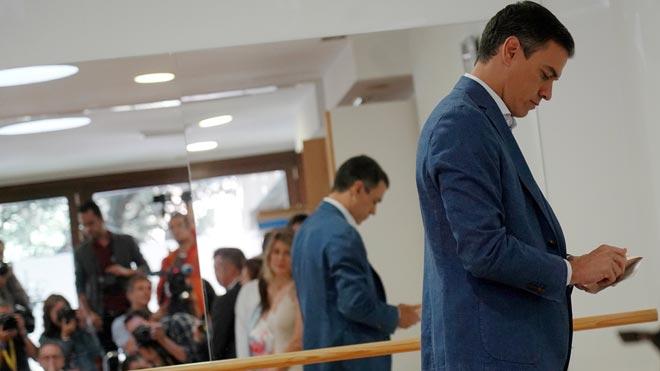 """Sánchez demana als partits ajudar a generar """"un horitzó d'estabilitat"""""""