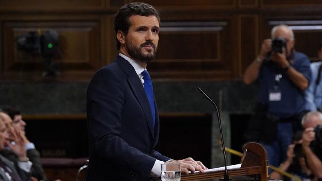 La dreta veu en el nou Govern la llavor del final de la unitat d'Espanya