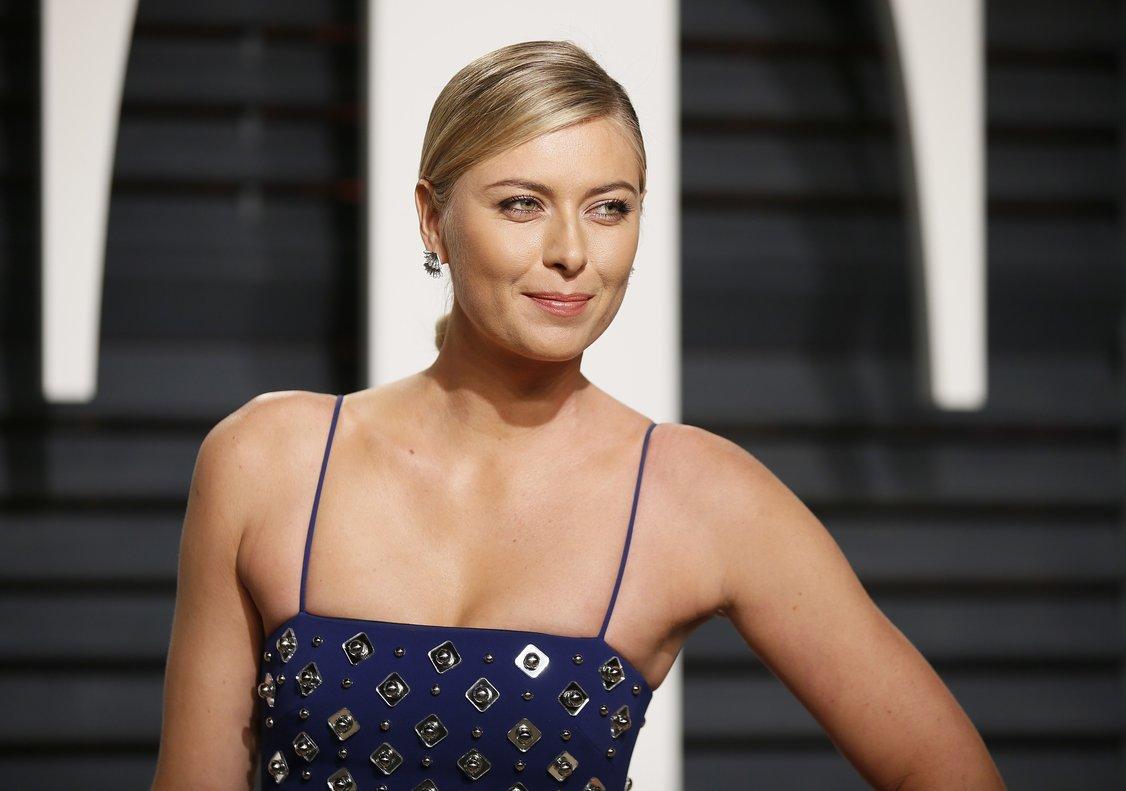 89th Academy Awards - Oscars Vanity Fair Party - Beverly Hills, California, U.S. - 26/02/17 â Tennis player Maria Sharapova. REUTERS/Danny Moloshok