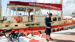 """Proactiva Open Arms acusa Itàlia d'afavorir les """"devolucions en calent"""""""