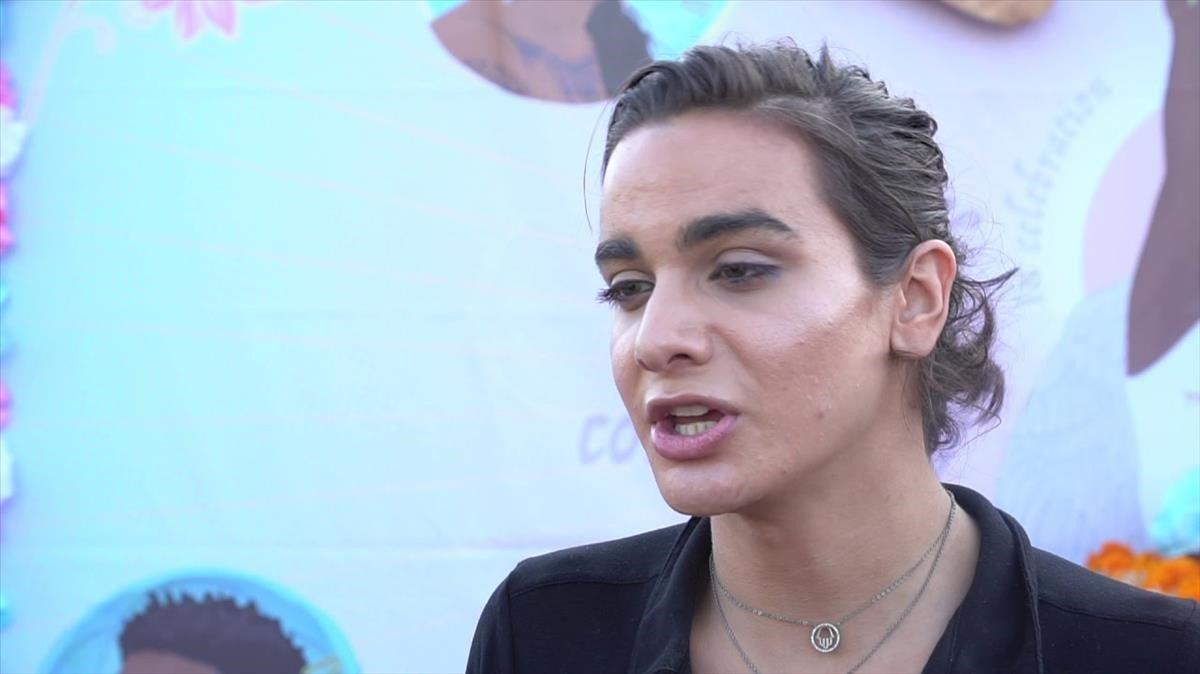 La actriz Camila María Concepción.