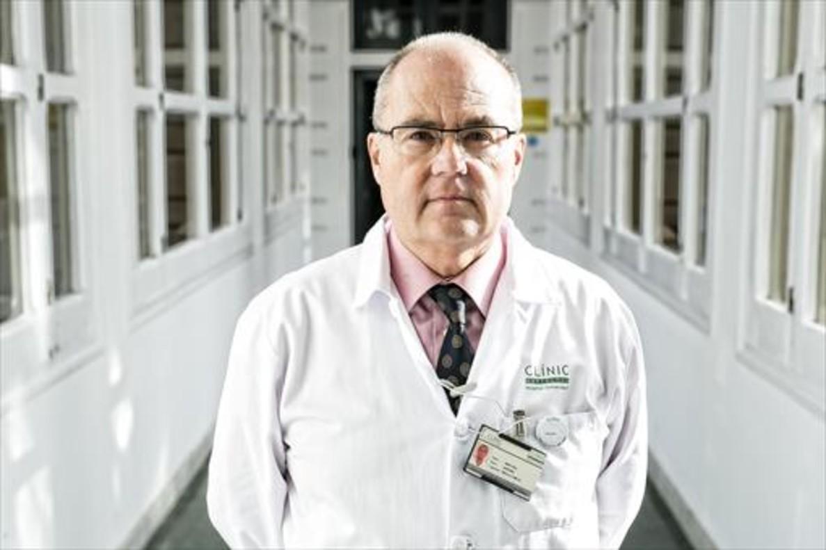 Antoni Trilla, epidemiólogo.