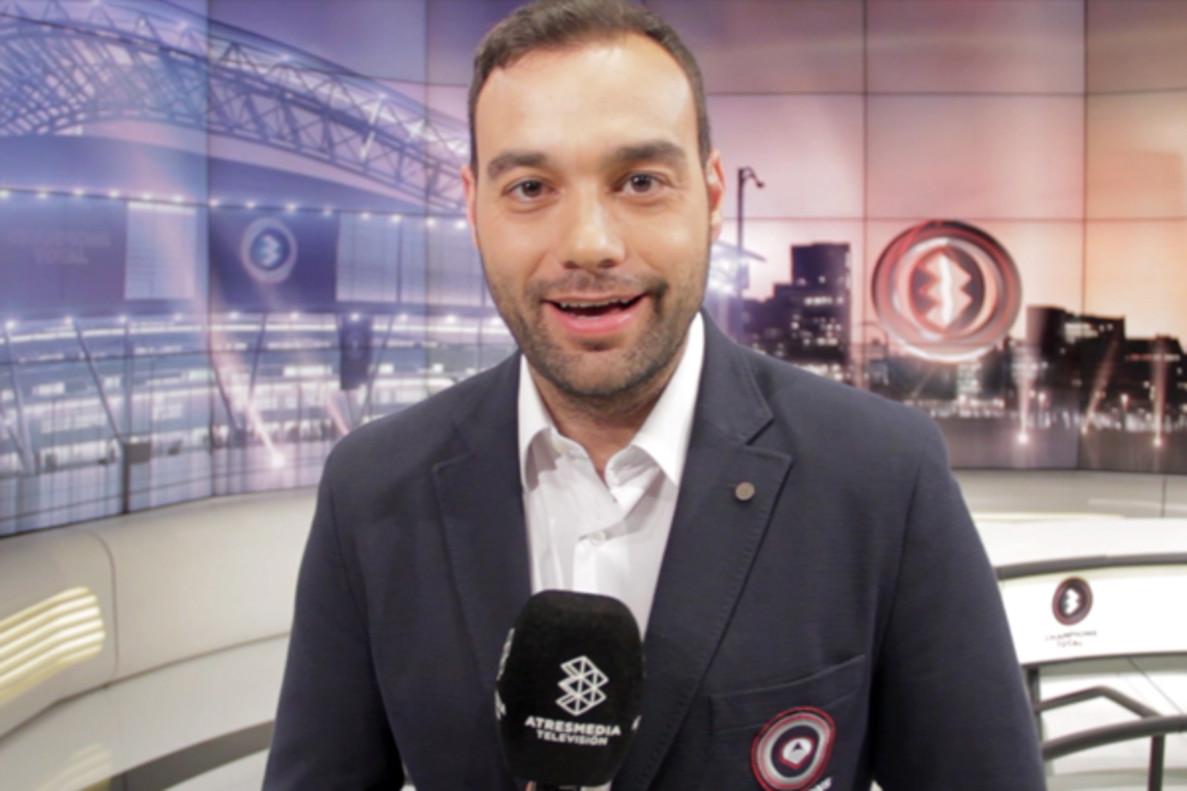 """Esteva se defiende tras su narración del gol de Cristiano: """"Entiendo que pueda no gustar, pero es mi estilo"""""""