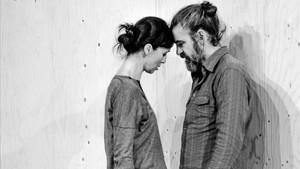 Ariadna Gil y Gonzalo Cunill, en una imagen promocional de Vània