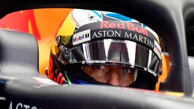 Los Red Bull, de momento,mejor que Mercedes y Ferrari