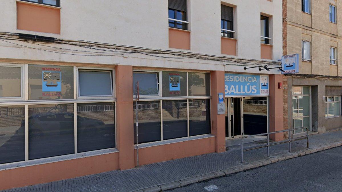 La Generalitat pren el control d'un geriàtric de Valls «per situació crítica»