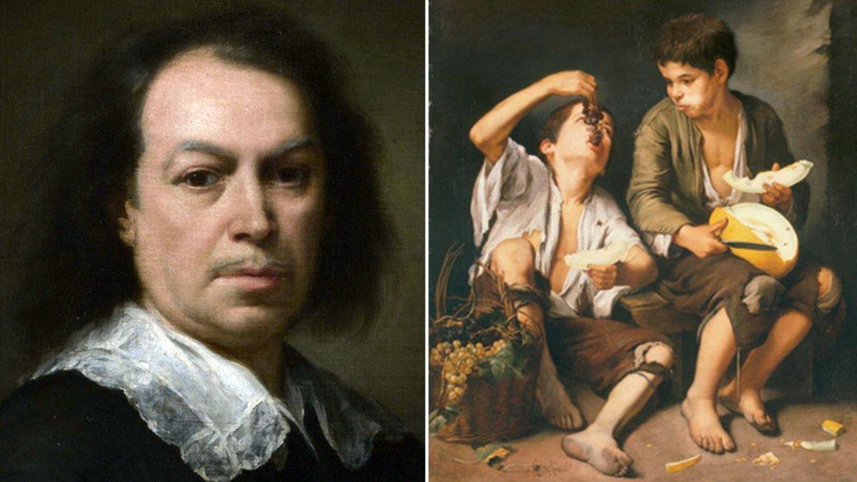 Bartolomé Esteban Murillo: la tragèdia que el va convertir en el millor pintor de nens
