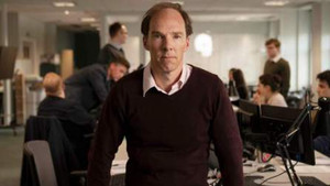 Benedict Cumberbatch en la serie 'Brexit'.
