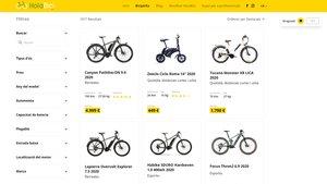 El RACC crea una enciclopedia de bicis eléctricas