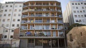 La Borda, cooperativa de vivienda finalista en unos premios europeos