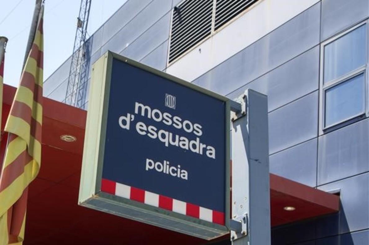 Comisaría de los Mossos dEsquadra.