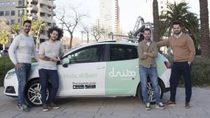 Dribo: Una autoescuela en el 'smartphone'