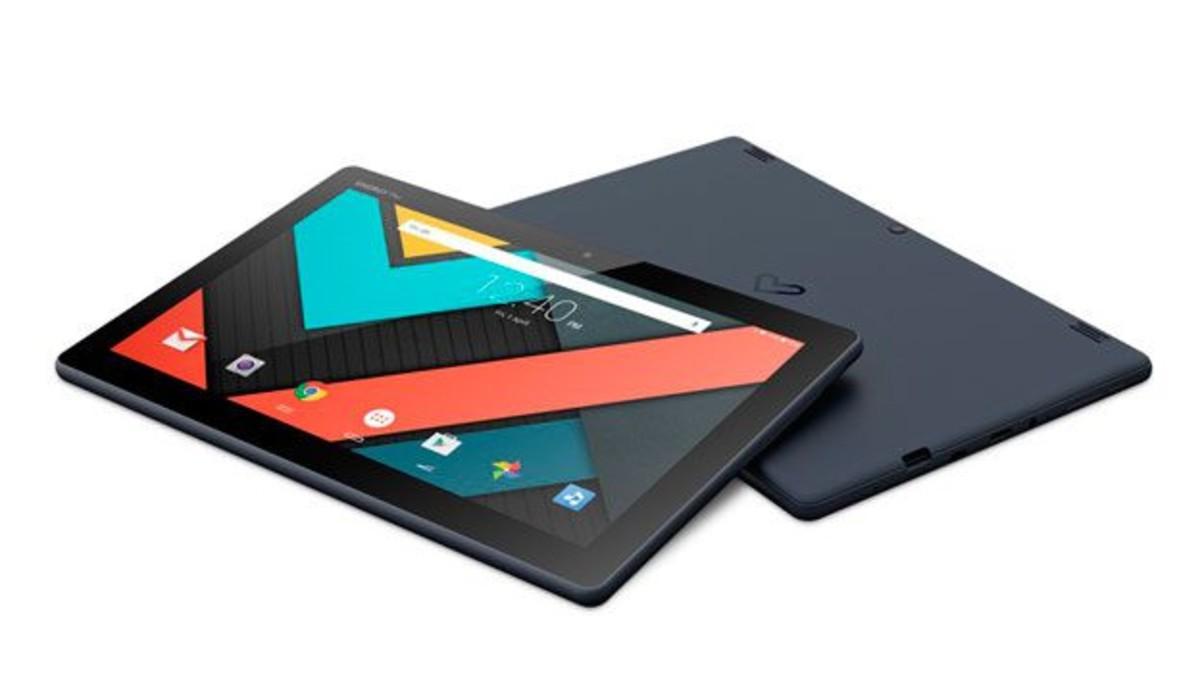 Nuevo modelo de tableta de 10 pulgadas de Energy Sistem.