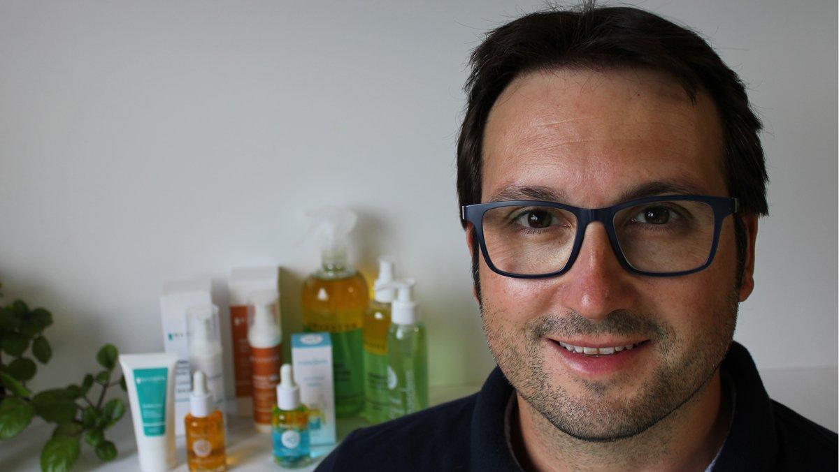 Enric Vilagrà, CEO de Masderm.