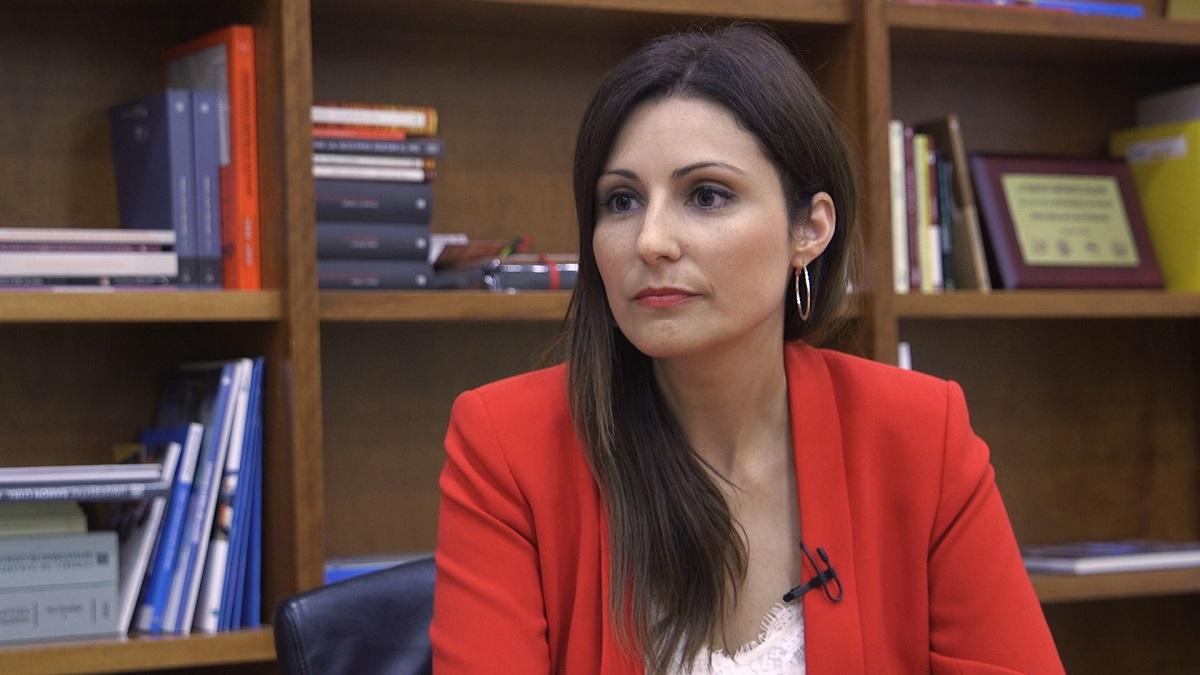 Entrevista con Lorena Roldán, líder de Ciudadanos en Catalunya