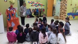 Escuela El Gornal de Hospitalet.