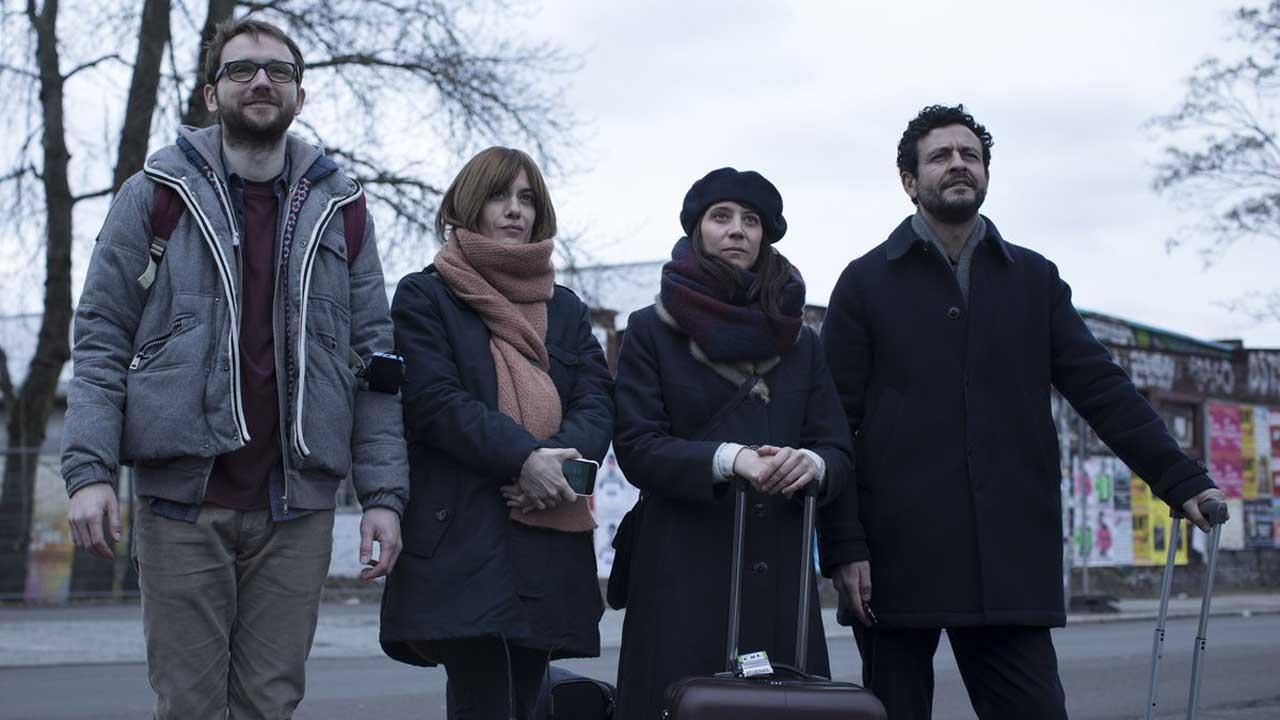Tráiler de Cuando los ángeles duermen (2018).