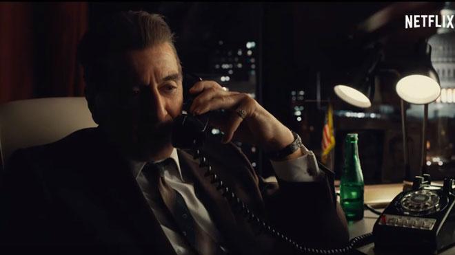 'El irlandés' de Scorsese, o l'adeu al cine de gàngsters