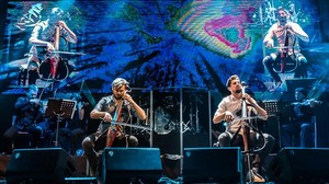 2Cellos, heavy metal per a Pedralbes