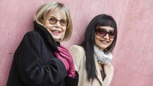De Medeiros i Ogier, dues grans actrius davant de l'incest i els abusos