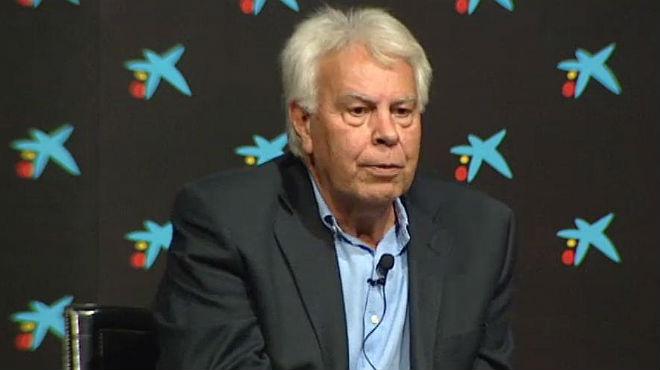 González ha añadido queojalá no llegue pero, si llega, uno tendría el consuelo de decir yo ya lo dije.