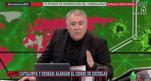 Ferreras se pronuncia sobre la donación de Amancio Ortega a los hospitales por el coronavirus