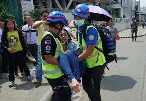Un total de 25.630 personas se han visto afectadas por el terremoto del martes en todo Mindanao.