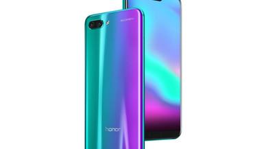 Llega el Honor 10, el gemelo económico del Huawei P20