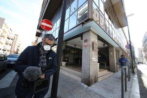 Hotel de Palermo donde se alojó la paciente infectada