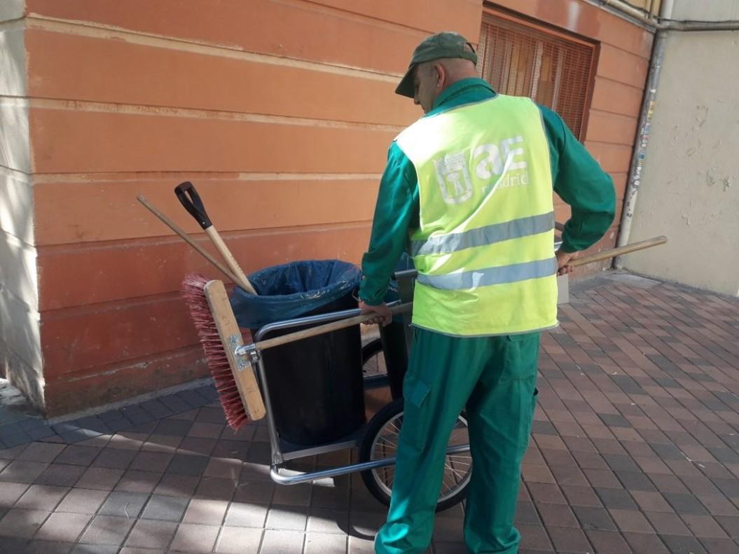 Desconvocada la huelga de recogida de basura en Madrid