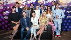 TVE disfrutará 'Bailando con las estrellas'