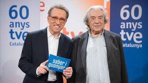 Jordi Hurtado presenta a TVE-1 la versió catalana del 'Saber y ganar'