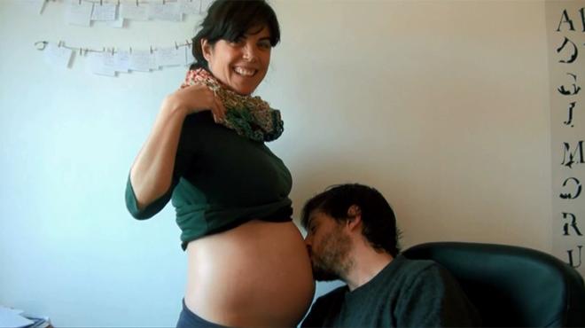 Imágenes del programa de Samanta Villar '9 meses con Samanta'.