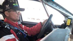 Ive Bromberg, copiloto peruano del Dakar 2019, fallece tras incendiarse su cabaña de playa