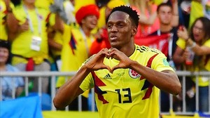 Un gol de Yerry Mina classifica Colòmbia com a primera