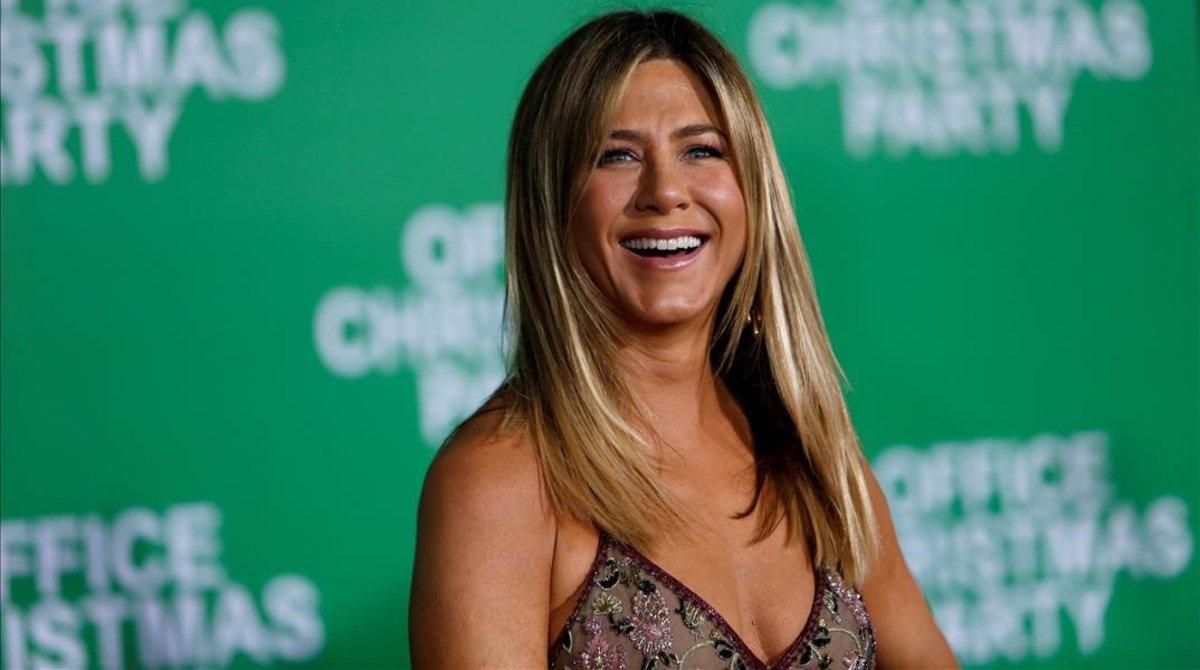 Brad Pitt fue al cumpleaños de 50 de Jennifer Aniston ¿Reconciliación?